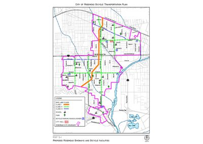 Citywide Bicycle Transportation PlanCity of Rosemead, CA