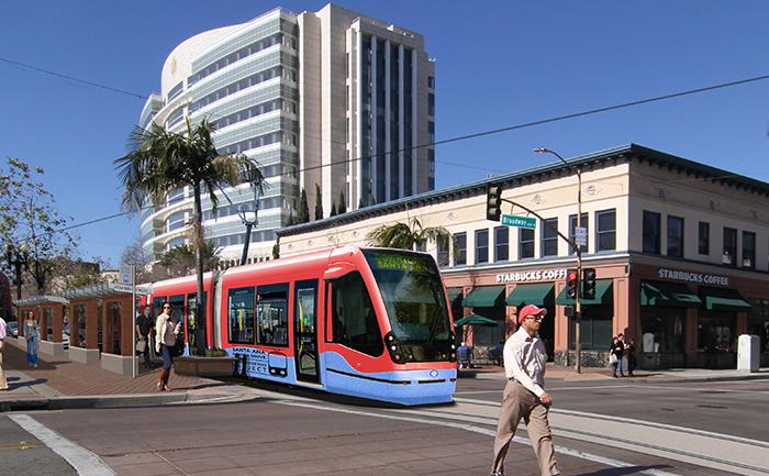 Santa Ana-Garden Grove Fixed Guideway (Streetcar) ProjectCity of Santa Ana, CA