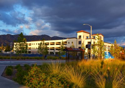 Intermodal Transit CenterCity of Azusa, CA
