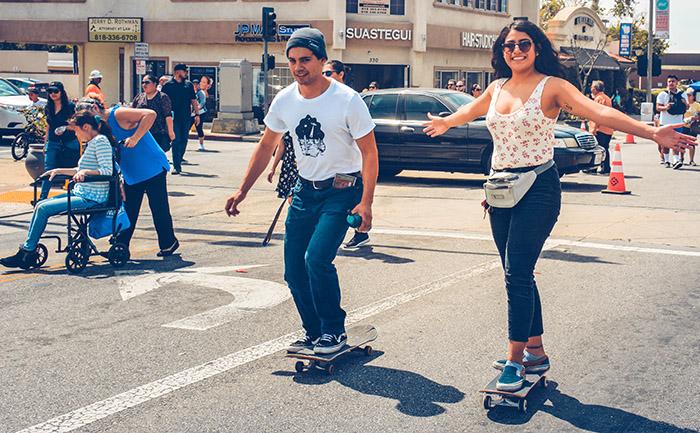 San Fernando Street Festival website 2