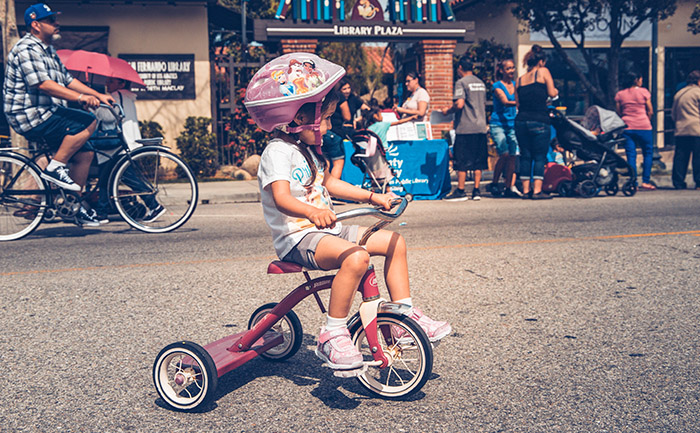 San Fernando Street Festival website 8