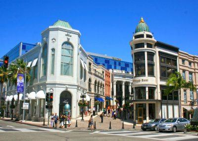Beverly Hills Pedestrian Counts and EvaluationRobert K. Futterman & Associates