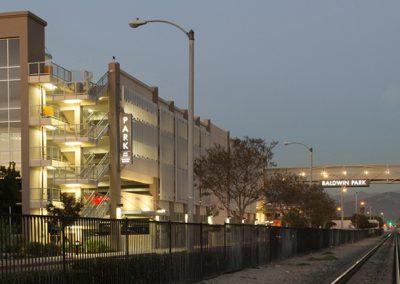 Transit Center and Parking StructureCity of Baldwin Park, CA