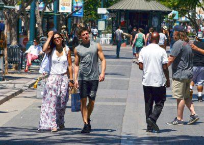 Santa Monica Third Street Promenade Pedestrian AnalysisRobert K. Futterman & Associates