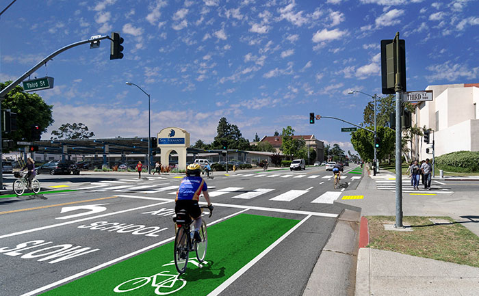 Active Transportation Plan and Safe Routes to School PlanCity of San Fernando, CA